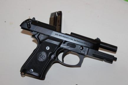 Beretta 92fs Compact | nyoutdoorsman
